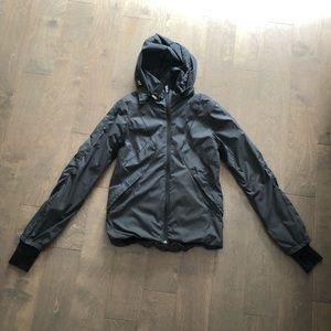 Lululemon Athletica Hooded Jacket